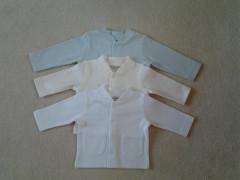 Bavlněný kabátek Baby Service vel. 56 - 68