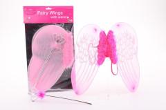 Křídla pro víly + kouzelná hůlka