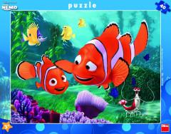 Puzzle 40 dílků Nemo
