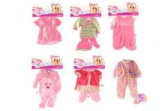Oblečky/Šaty pro panenky velikosti 30-45cm
