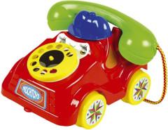 Tahací telefon Mochtoys