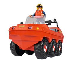 Požárník Sam Auto Hydrus s figurkou