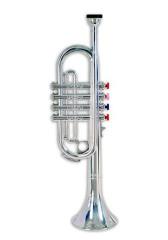 Trumpeta stříbrná 4 klapky
