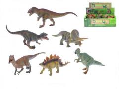 Dinosaurus plast 20-25cm, 1 ks