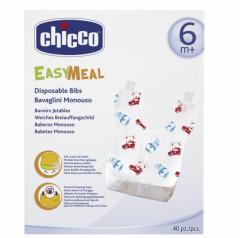 Chicco Bryndáčky 1 použití 40 ks