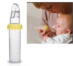 SoftCup - láhev s dudlíkem ve tvaru lžičky, Medela 80 ml