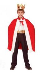 Kostým - Král 120-130 cm