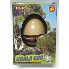 Líhnoucí se vejce koala