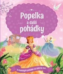 Kniha Popelka a další pohádky