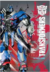 Kreslící blok A4 Transformers