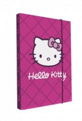 Desky na sešity Heftbox A5 Hello Kitty Kids 2014