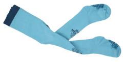 Punčocháče s protiskluzem 6 - 12měsíců modré G-mini