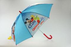 Deštník Mickey vystřelovací