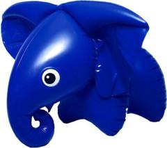 Slon nafukovací 76 x 53 cm FATRA  24 měs+