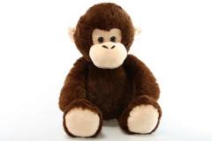 Plyšová opice 60 cm