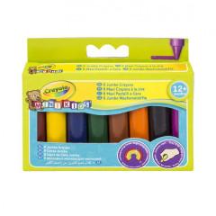 Silné voskovky 8 ks Crayola