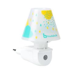 Badabulle automatické noční světlo Blue Drop