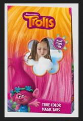 Koupelové pěnové tablety barevné Troll