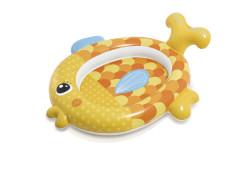 Dětský bazének nafukovací zlatá rybka Intex 57111