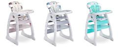Jídelní židlička Caretero Home