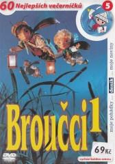 DVD - Broučci 1