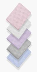 Dětská deka extra měkká kuličky 80 x 110 cm Interbaby