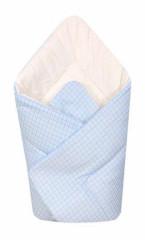 Rychlozavinovačka bavlna Modrá kostka