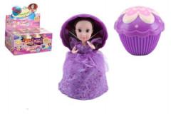 Panenka/Cupcake plast 15cm vonící