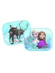 Sluneční clona - stínítko do auta Frozen - ledové království 2ks
