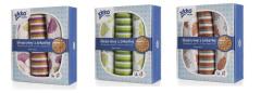 Dětské pleny z biobavlny XKKO Organic 70x70 Staré časy