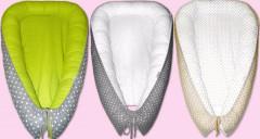Hnízdečko pro miminko bavlna puntík