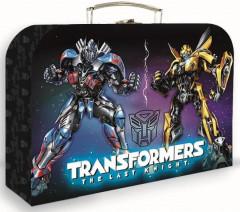 Lamino kufřík Transformers černo-modrý NEW 2017