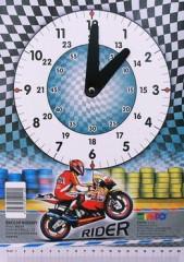 Školní hodiny Rider