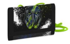 Dětská textilní peněženka Star Wars modro-zelená NEW 2017