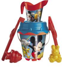 Pískový set Mickey s konvičkou