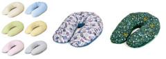 Kojící polštář Cebuška PHYSIO Multi Premium (velur) EPS mikro-kuličky