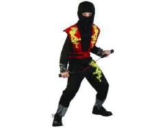 Karnevalový kostým - Ninja, Vel. 120-130cm