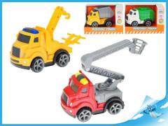 Auto nákladní 12 cm na setrvačník