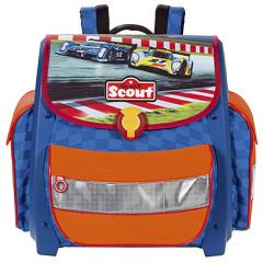 Školní aktovka Scout - Závodní formule II.