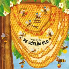 Leporelo Co se děje ve včelím úlu