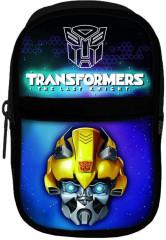 Kapsička na krk Transformers černo-modrá NEW 2017