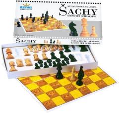 Šachy dřevěné  STEUTON Detoa