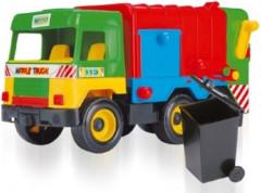 Auto middle truck popelář 41 cm Wader