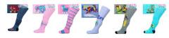 Bavlněné punčocháčky s protiskluzem 3xABS Vel. 104 New Baby