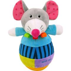 Kývací hračka Baby Mix MYŠ