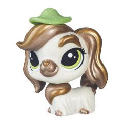 Littlest Pet Shop Jednotlivá zvířátka - MOSSY COURTLEY