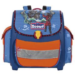 Školní aktovka Scout - Piráti