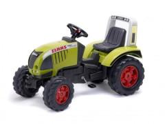 Traktor Claas Arion šlapací zelený Falk