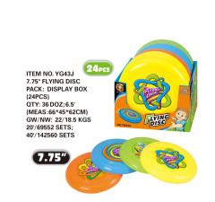 Létající talíř - Frisbee 20 cm