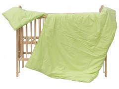 Dětské povlečení 2dílné - Scarlett Blanka - zelené 100 x 135 cm